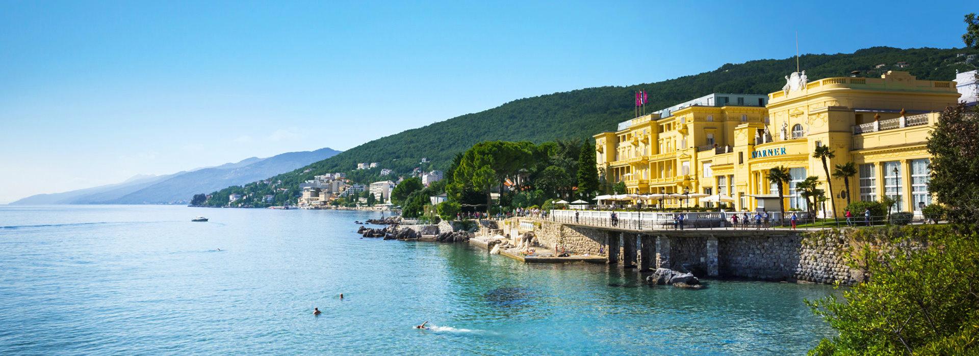Your holiday dream Opatija