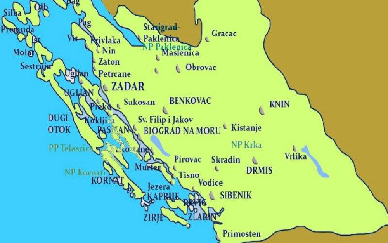 Sjeverna Dalmacija