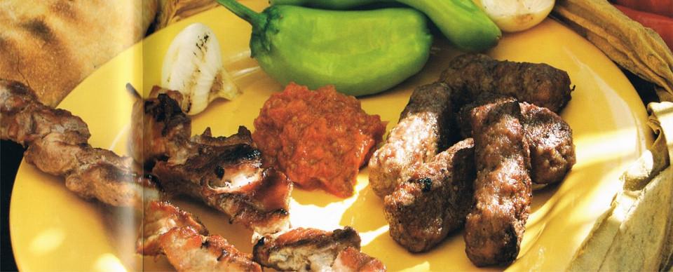 Geniessen Sie kroatiens kulinarische Köstlichkeiten